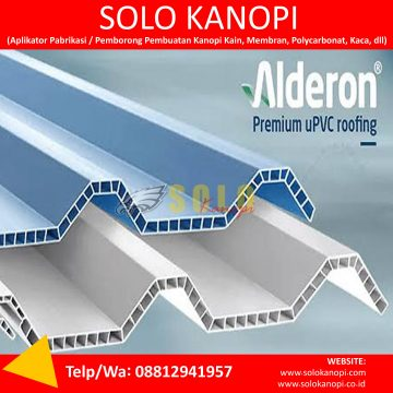 Kanopi Alderon Solo